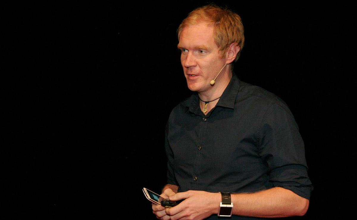 Выступление Леонида Бугаева на TEDx