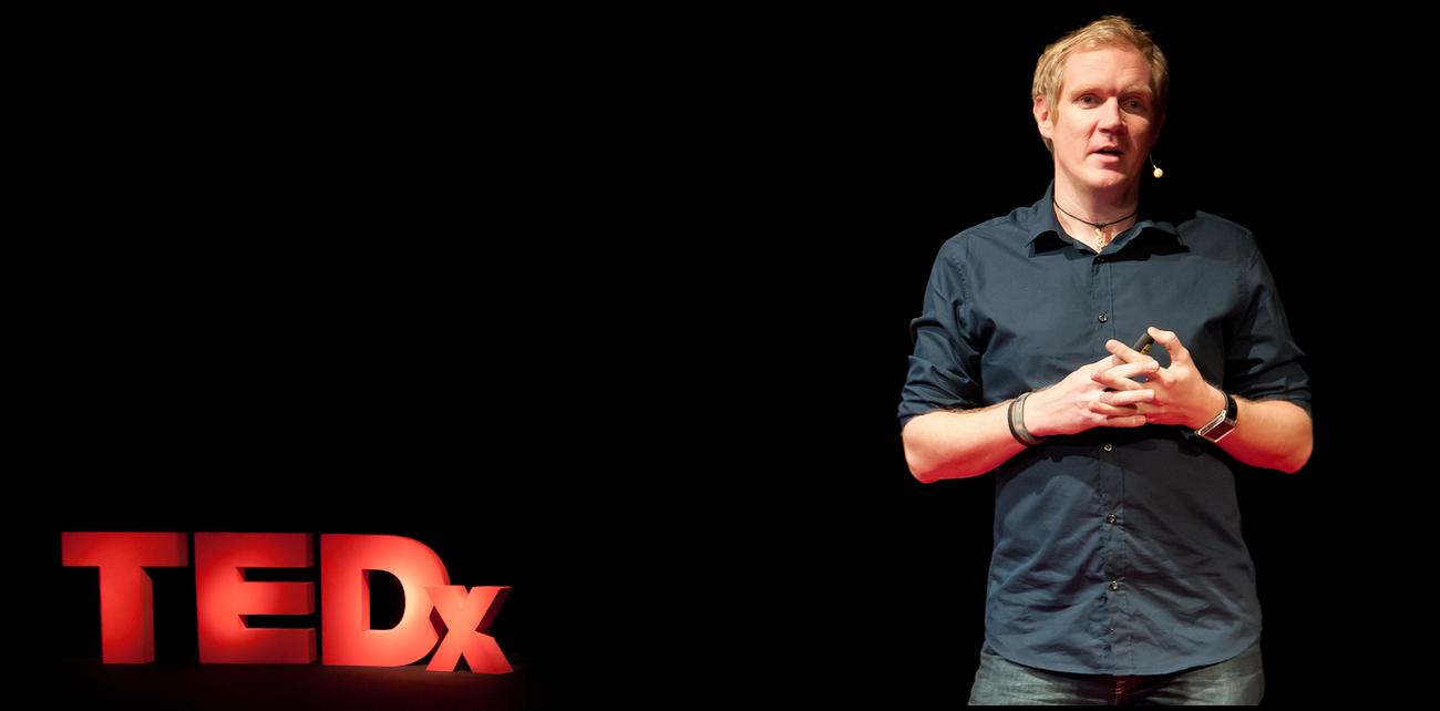 Леонид Бугаев - выступление на TEDx